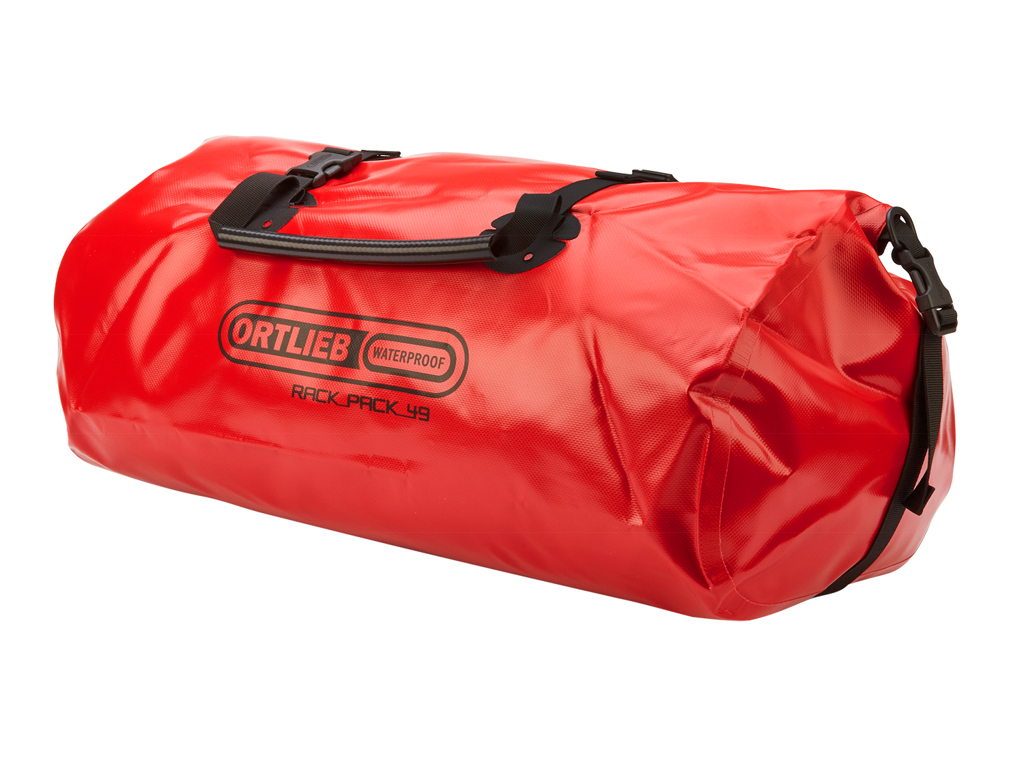 Image of   Ortlieb - Rack-Pack - Rød 49 liter
