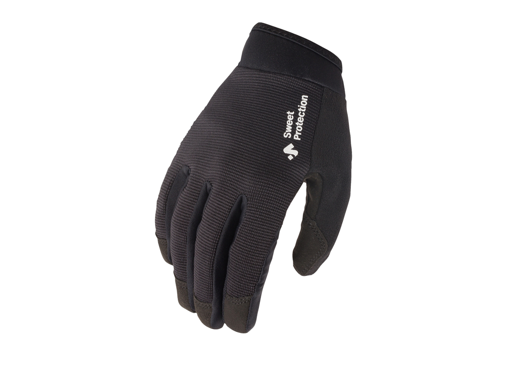 Sweet Protection Hunter Gloves W - Dame MTB Handsker - Sort - Str. S thumbnail