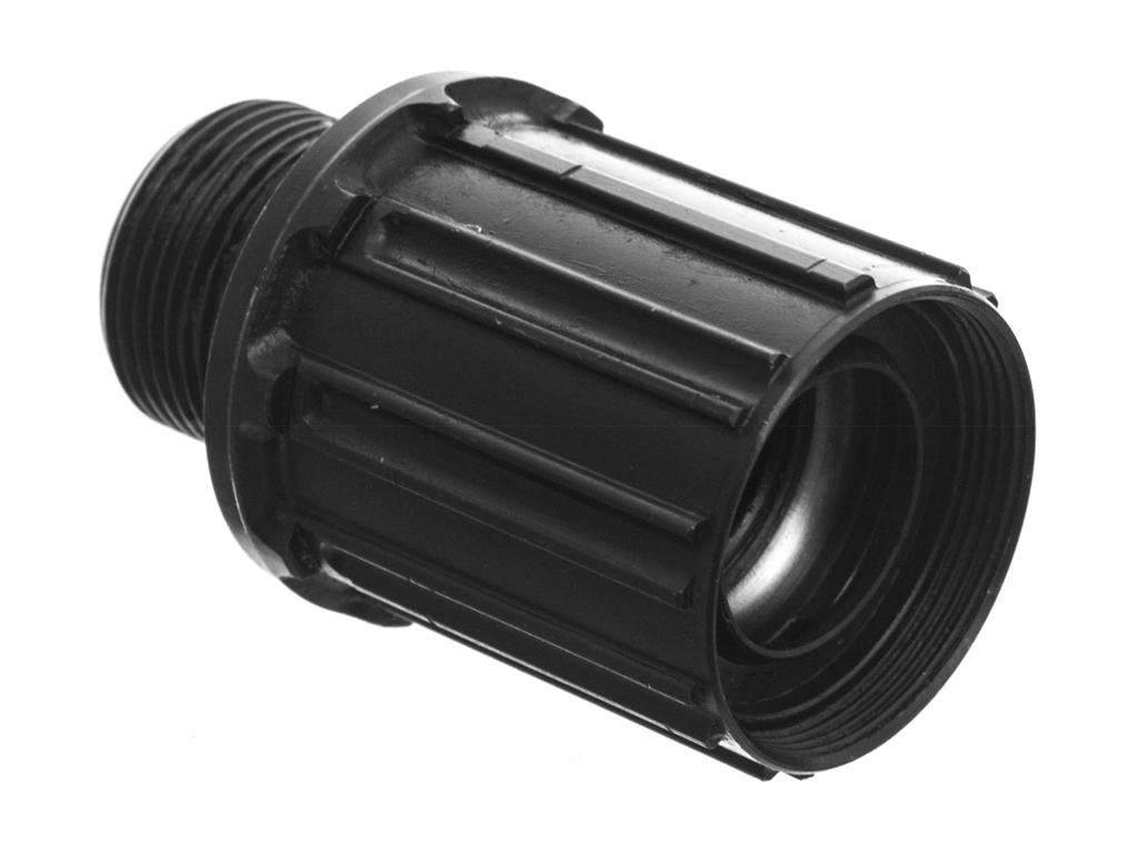 Image of   Shimano - Kassettehus E-Thru 12 mm - Passer til baghjul XT - WH-M8000-TL-R12