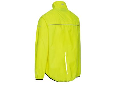 Trespass Retract - Packaway sports jakke - Hi-vis gul