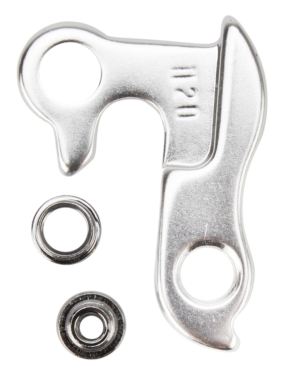 Geardrop type GH-015 - Sølv | Derailleur hanger