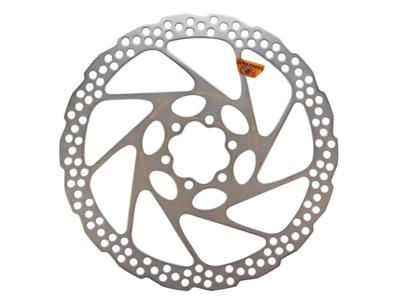 Shimano Alivio - Rotor for skivebremse 180mm til 6 bolt montering
