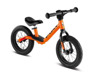 Puky LR 2 L - Springcykel - Ergonomisk lätt ram - Orange