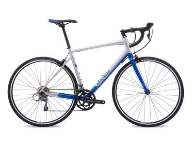 Marin Argenta - Enduro racercykel - Matsølv/blå