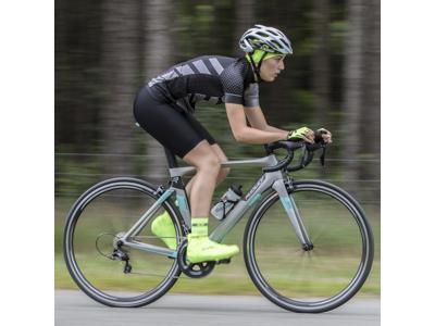 GripGrab ProGel Hi-Vis cykelhandsker