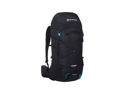 Montane Halogen 33 - Rygsæk Unisex - Sort - Medium/Large