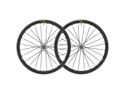 Mavic Ksyrium Elite UST Disc - Tubeless hjulsæt med dæk - Shimano/Sram - 700 x 25c