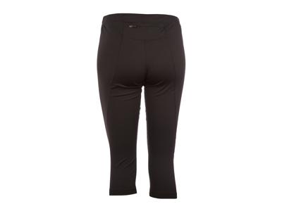 Odlo dame tights 3/4 - Sliq Active Run - Sort