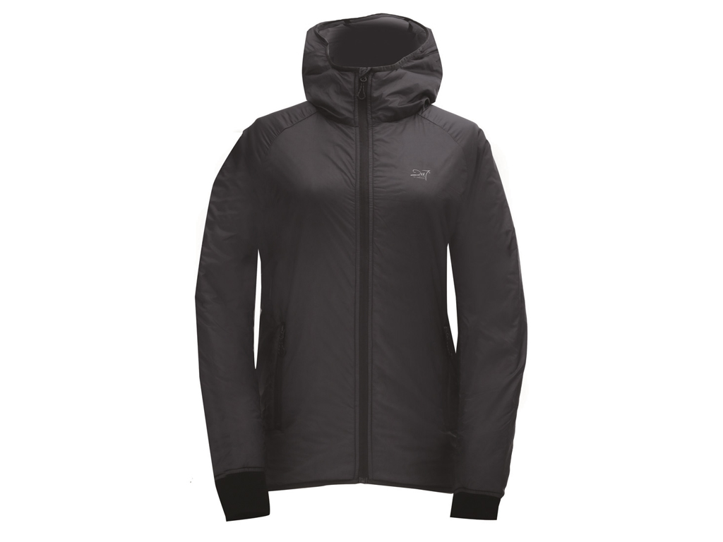 Image of   2117 Of Sweden Krusbo Eco Light Jacket - Overgangsjakke - Dame - Mørk grå - Str. 40