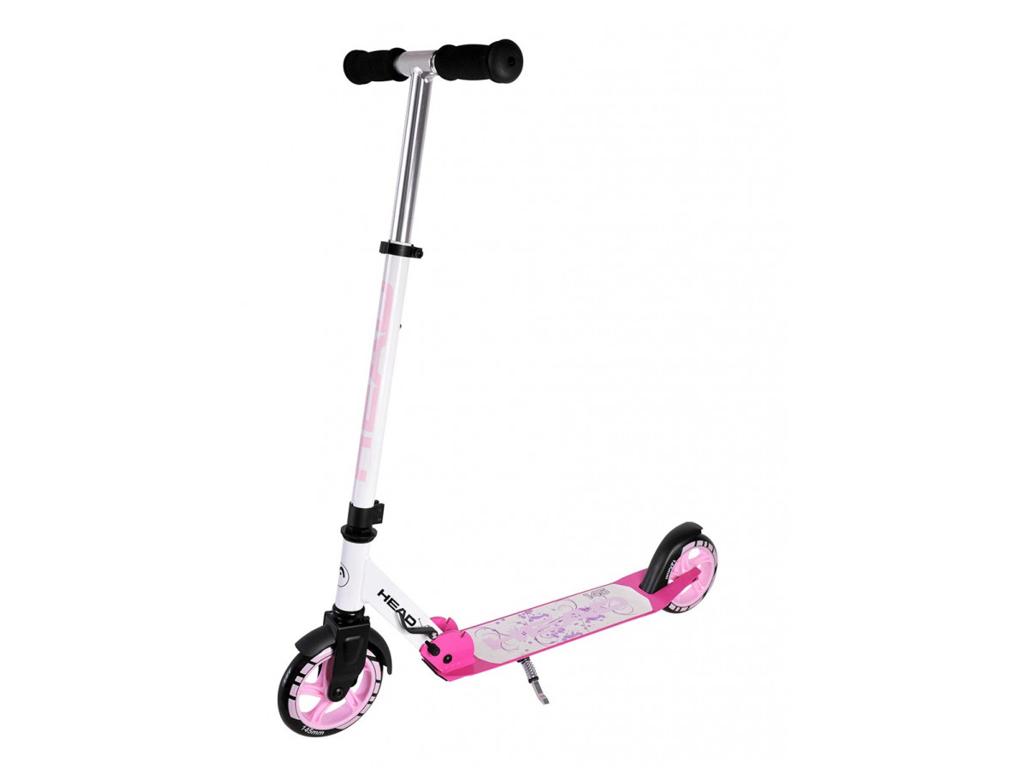 Image of   HEAD Urban 145 - Løbehjul med 145mm hjul til børn og voksne - Pink/Hvid
