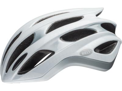 Bell Formula - Cykelhjelm - Hvid/Sølv