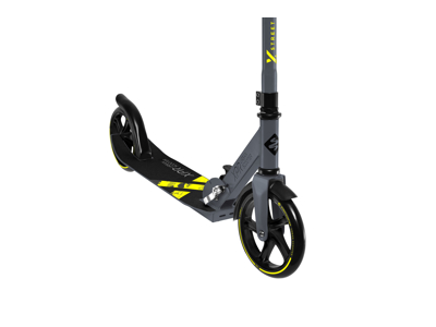 Streetsurfing XPR 205 - Løbehjul med 205mm hjul til voksne - Burst