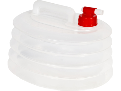 Trespass Squeezebox - Vanddunk - Transparent - 6 liter