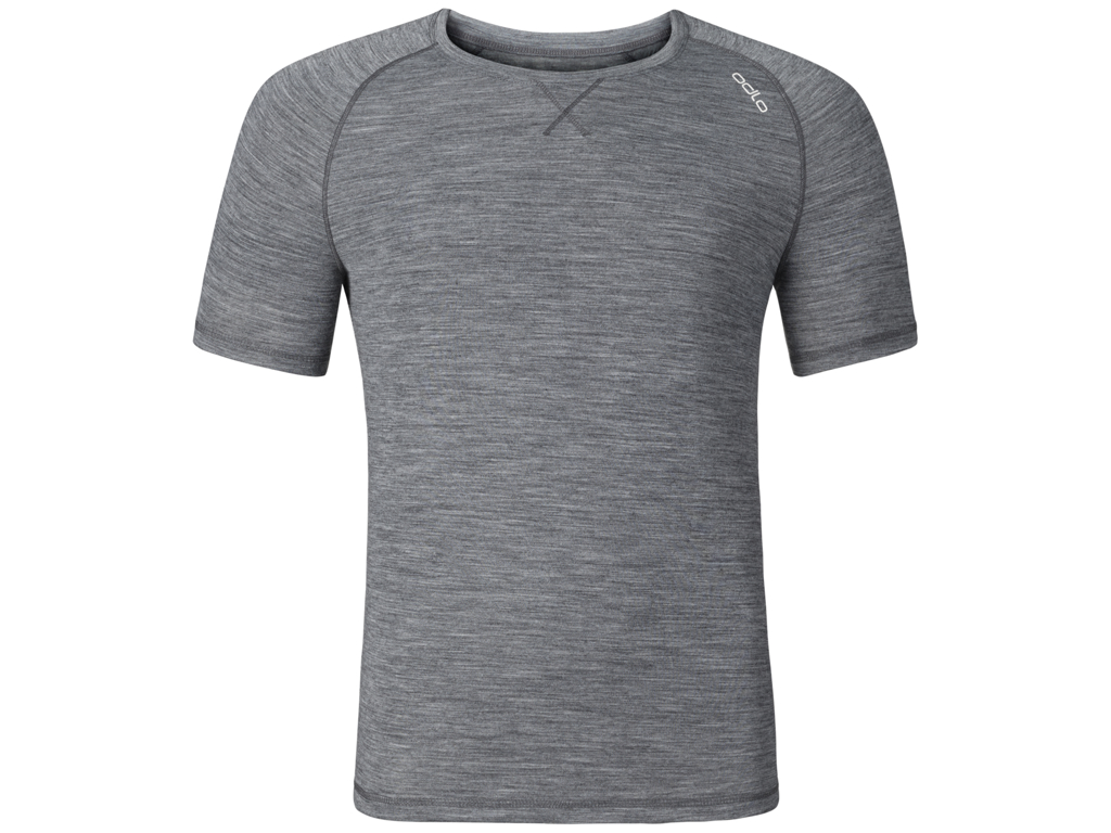 Image of   Odlo herre shirt - REVOLUTION TW LIGHT - Grey melange - Str. S