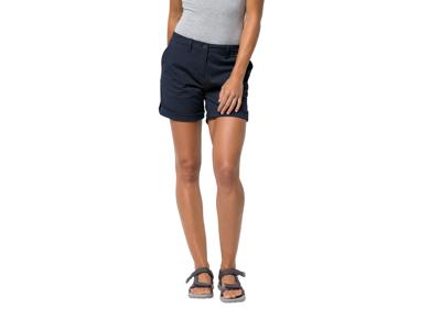 Jack Wolfskin Desert Shorts - Dame - Mørkeblå