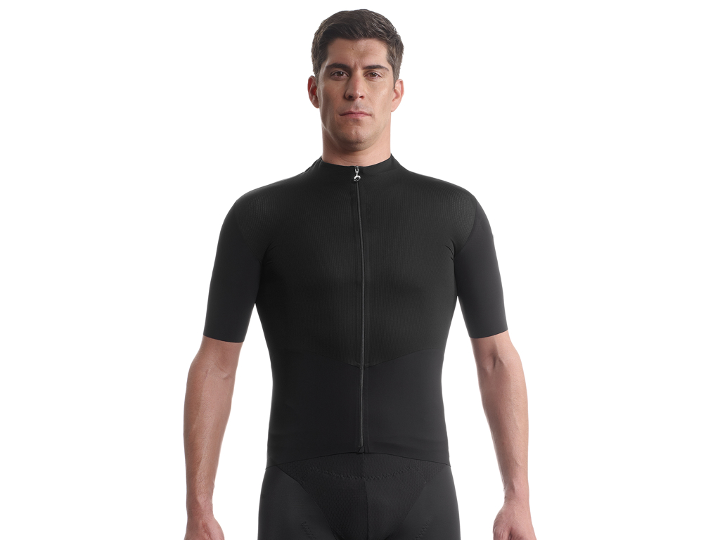 Image of   Assos SS.centroJersey Evo8 - Cykeltrøje - Sort - Str. XLG