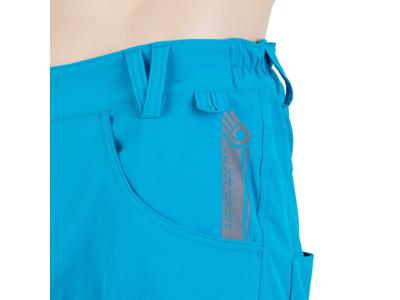 Sensor Charger Shorts - Cykelshorts m. pude - Turkis
