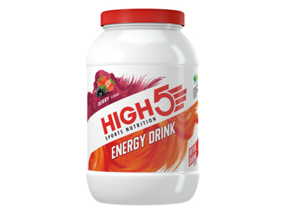 High5 Energy Drink - Energy Drink - Berry - 2,2 kg