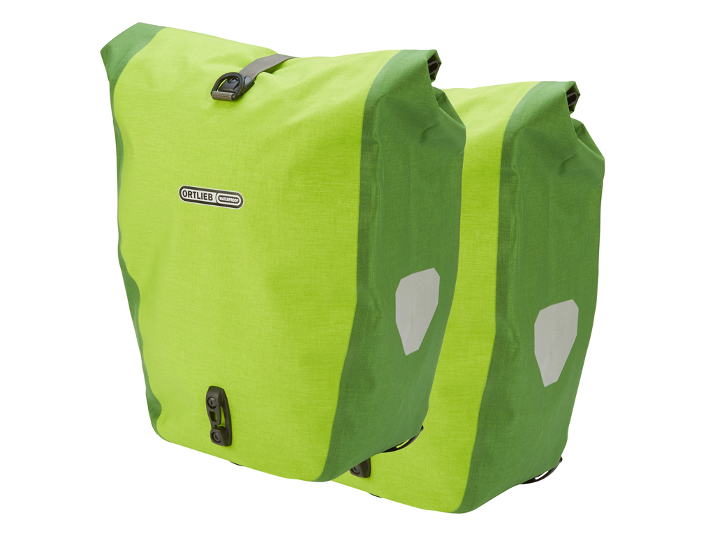Image of   Ortlieb - Back-Roller plus - Lime/Grøn 2 x 20 liter