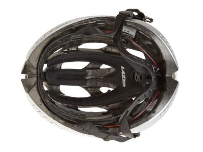Lazer - Cykelhjelm - Genesis - Mat hvid