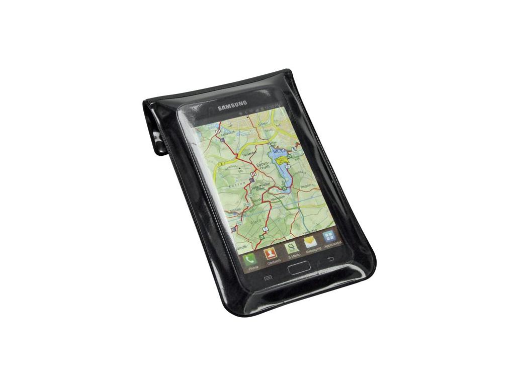 Klickfix - Mobilholder til smartphones 9 x 16 cm med beslag