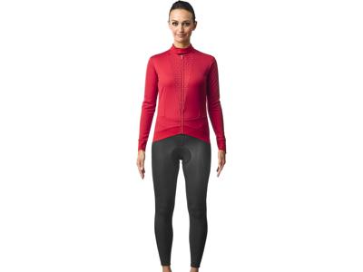 Mavic Sequence Thermo Jacket - Dame cykeljakke - Rød