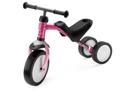 Puky Pukymoto - Løbecykel fra  1 1/2 år/85 cm - Hindbær/pink