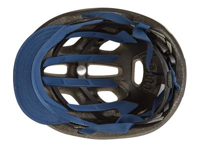 Giro Cormick Mips - Cykelhjelm - Str. 54-61 cm - Mat Sort/Mørk Blå