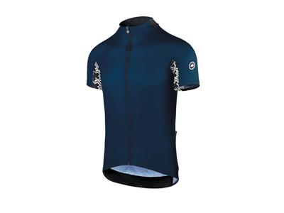 Assos Mille GT Kortärmad tröja - Cykeltröja - Blå