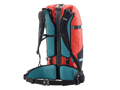 Ortlieb Atrack - Vandtæt rygsæk - Rød - 35 liter