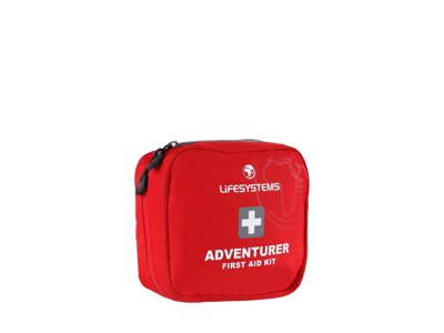 LifeSystems Adventurer First Aid Kit - Førstehjælpskit - Rød