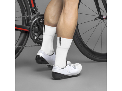 GripGrab 3013 Lightweight SL - Cykelstrømpe - Hvid