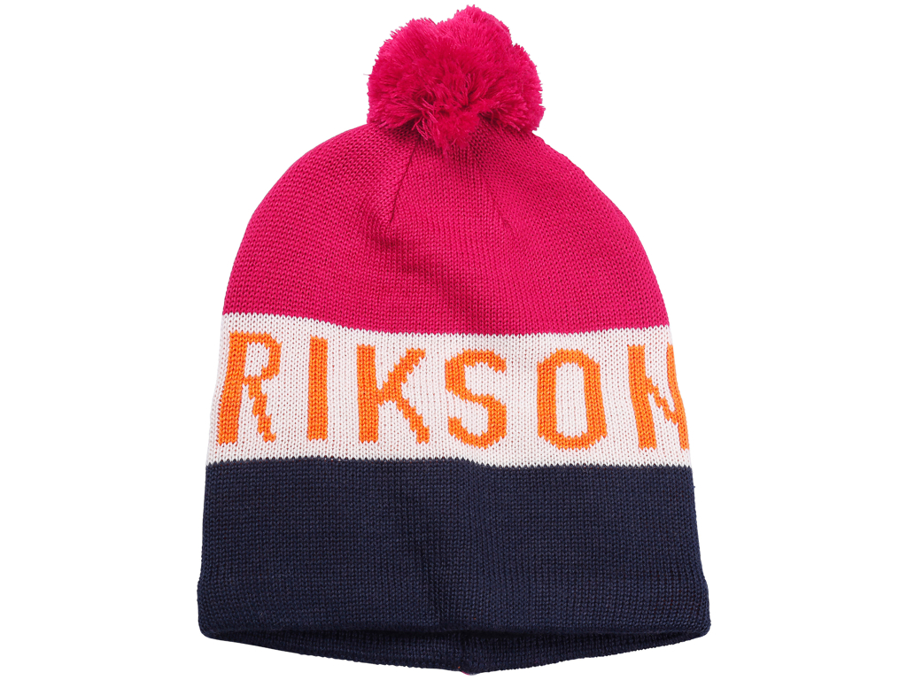 Didriksons Tomba Knitted Youth Beanie - Hue Junior - Pink - One Size thumbnail