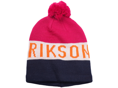 Didriksons Tomba Knitted Youth Beanie - Hue Junior - Pink - One Size