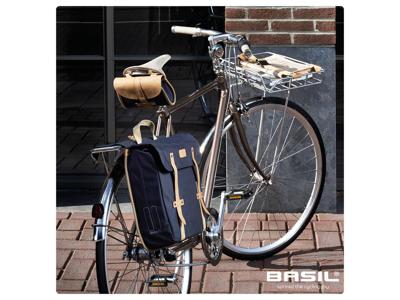 Basil Portland frontpakethållare - last 10 kg.
