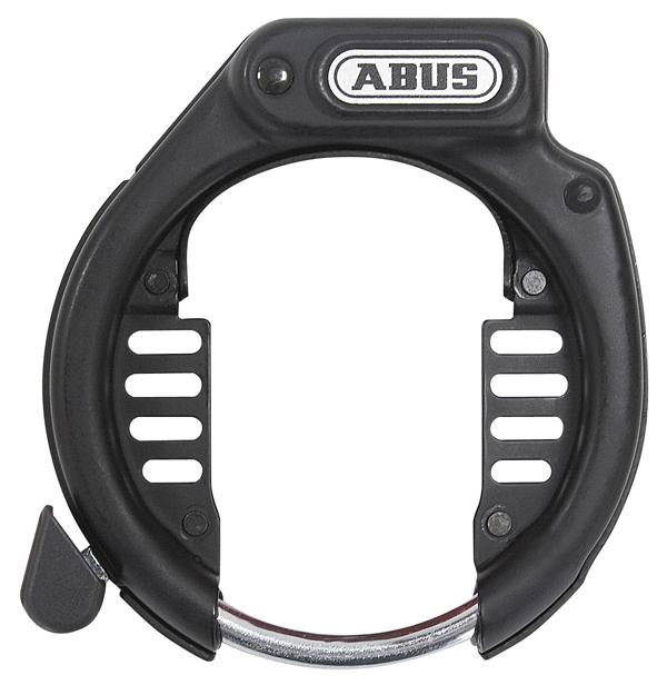 Ringlås Abus 485 Amparo LH med slidser sort | Bike locks