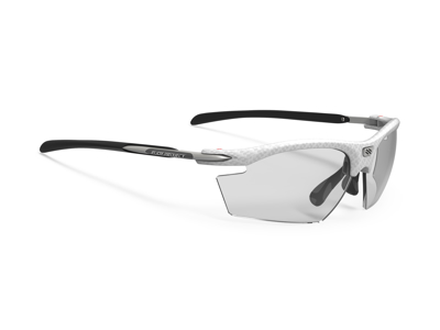 Rudy Project Rydon - Løbe- og cykelbrille - Impactx Photokromisk 2 Black linser - Hvid