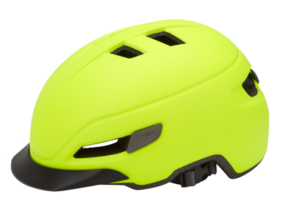 Met Corso - Urban Cykelhjelm - Gul