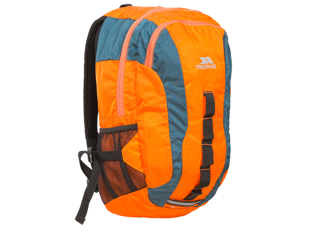 Image of   Trespass Race 20 - Letvægtsrygsæk - 20 liter - Orange