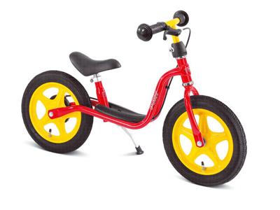 Puky - LR 1L - Springcykel - Med broms - 35 cm - Röd
