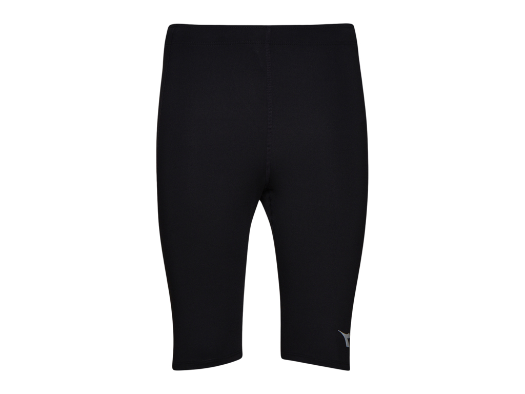 Image of   Diadora Short Tight - Løbetights Kort - Herre - Sort - Str. L
