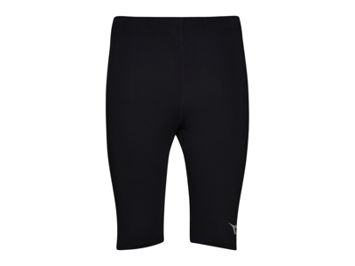 Diadora Short Tight - Running Tights Short - Men - Black