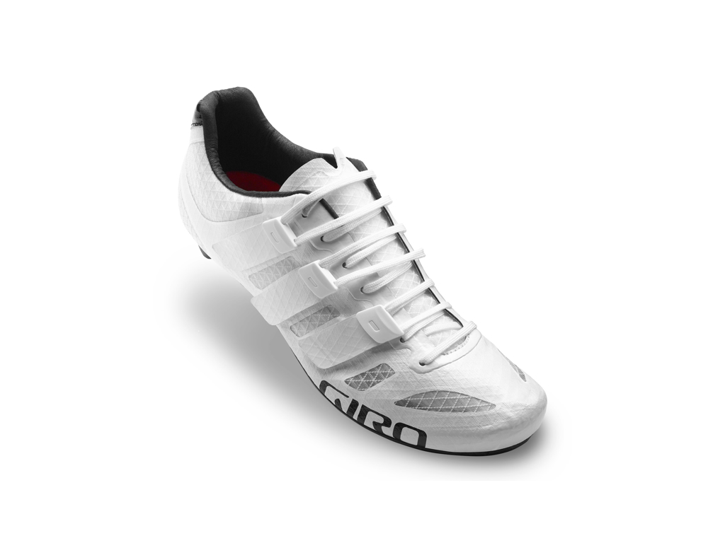 Image of   Giro Prolight Techlace - Cykelsko Road - Str. 42 - Hvid