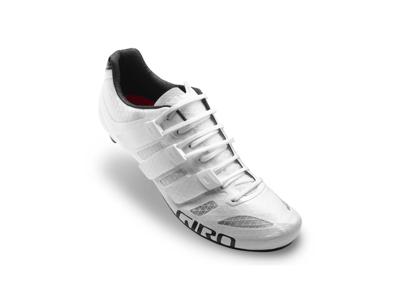 Giro Prolight Techlace - Cykelsko Road - Hvid