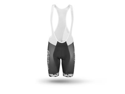GripGrab 6004 Race Bibs Men - Bib cykelshorts med pude - Sort
