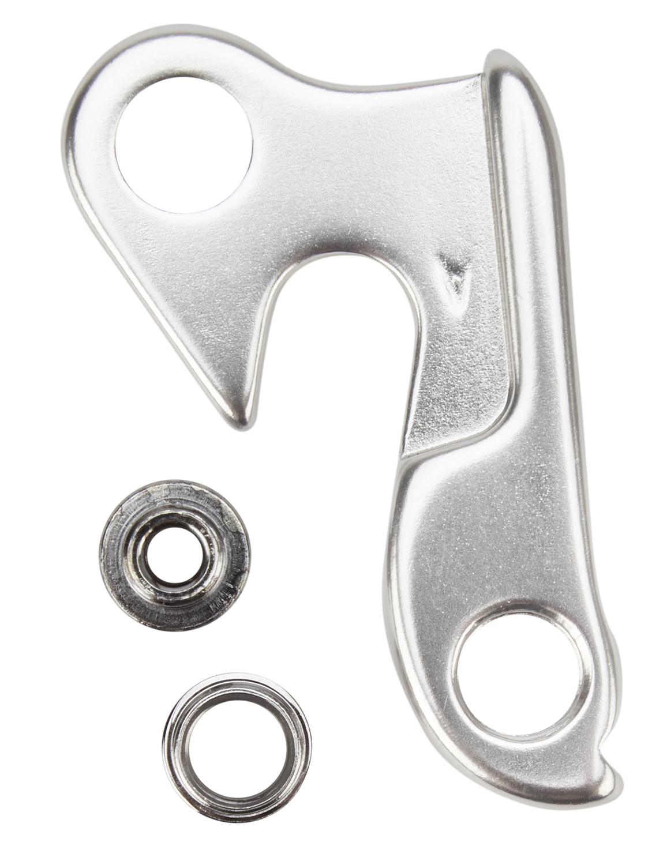 Geardrop type GH-018 - Sølv | Derailleur hanger