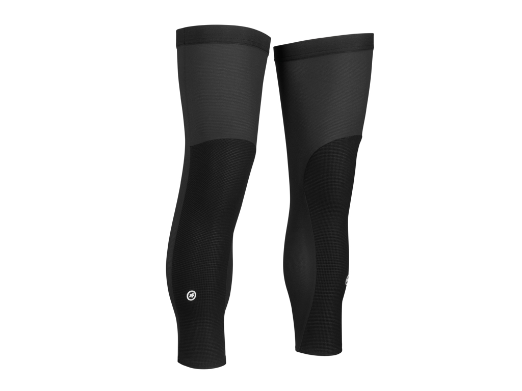 Image of   Assos Trail Knee Protectors - Knævarmere/knæbeskyttelse - Sort - Str. 0