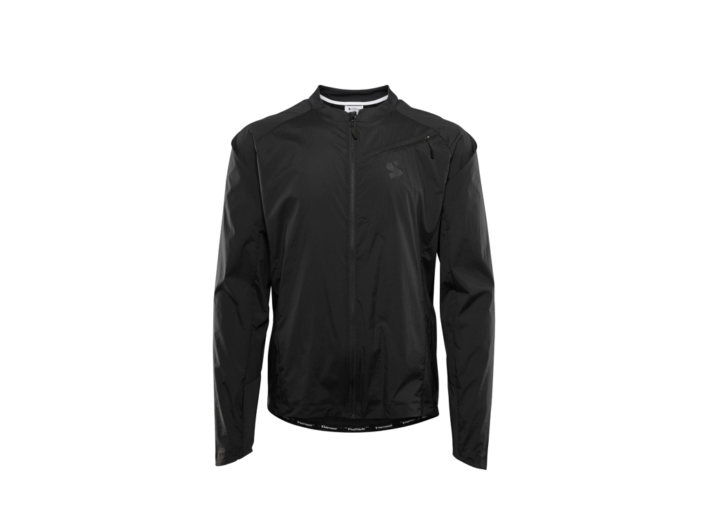 Sweet Protection Hunter Wind Jacket - Cykeljakke - Sort - Str. L