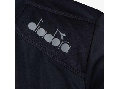 Diadora - L. X-run SS T-shirt - Løbe t-shirt - Dame - Sort