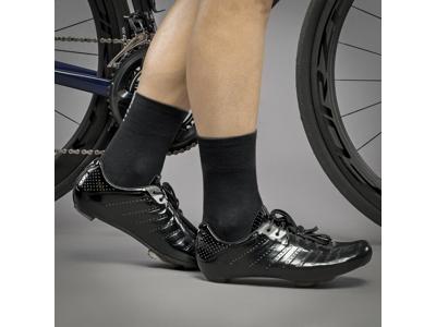 GripGrab Merino Lightweight Sock SL 3015 - Cykelstrømpe - Sort